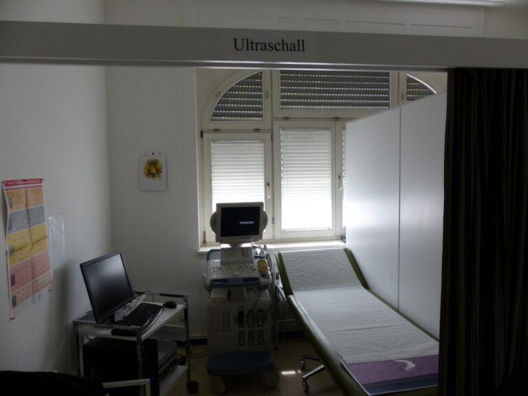 Raum Ultraschall